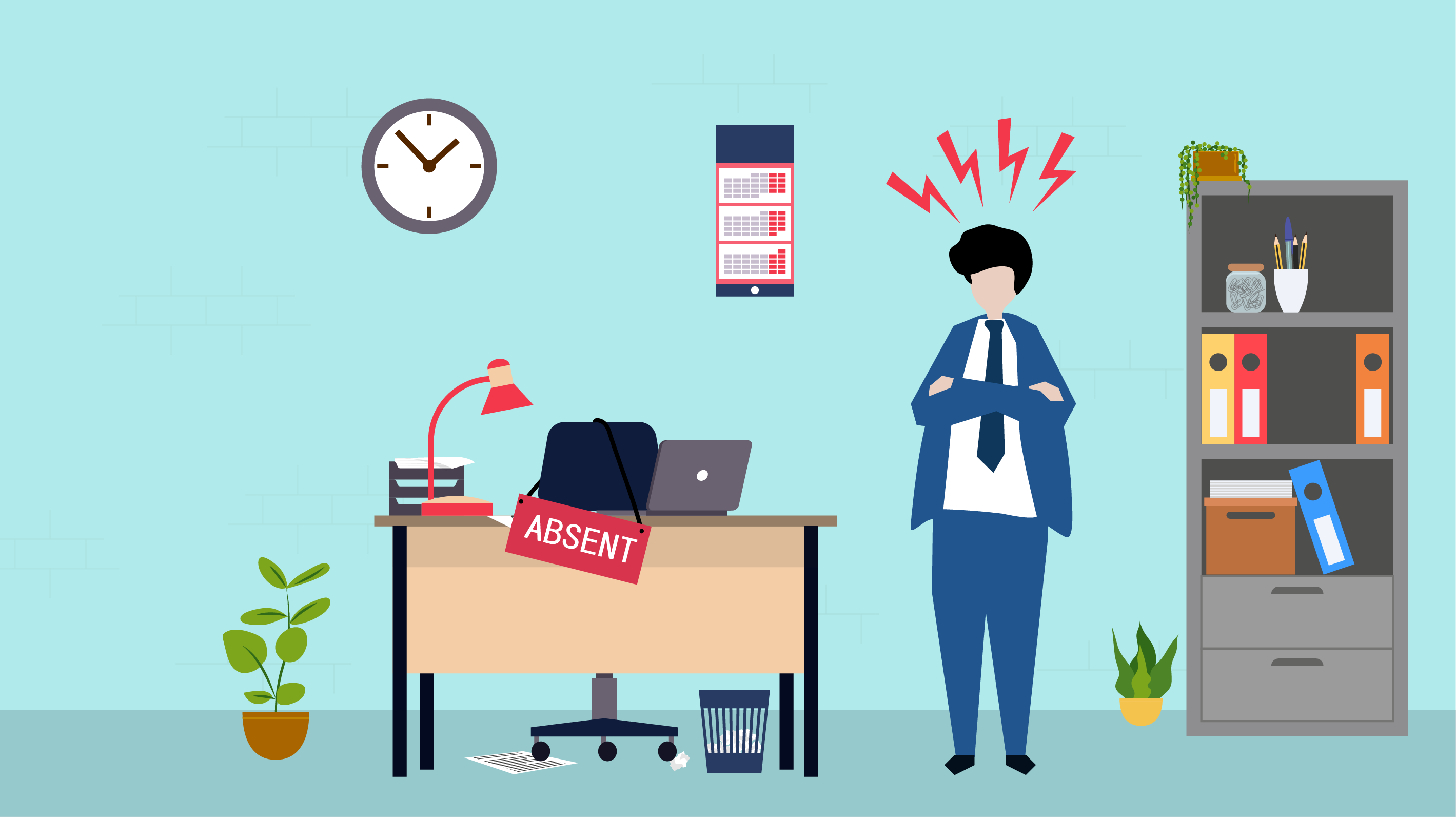 The HR Professionals Guide to Tackle Employee Absenteeism