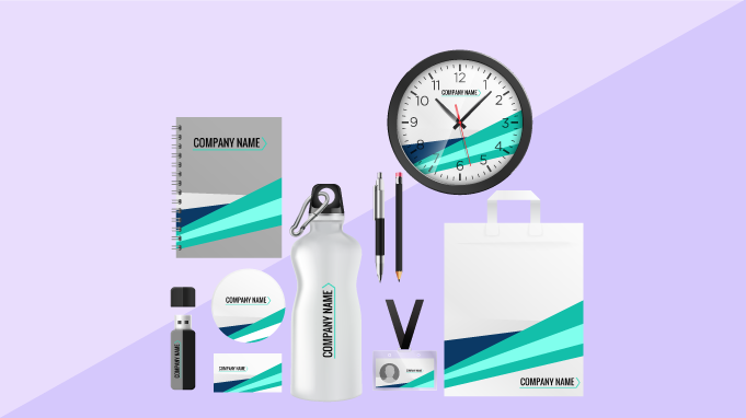 13 Ways To Reinvent Your Company SWAG