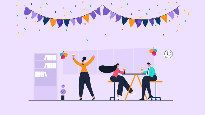 16 Best Office Party Ideas That are(actually) Out of the Box