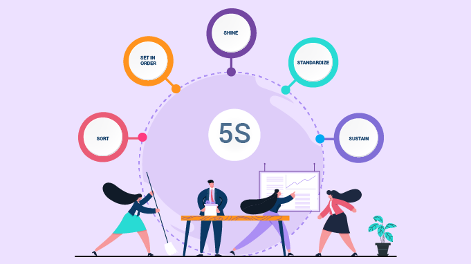 A Practical Guide To Implementing 5S In The Workplace