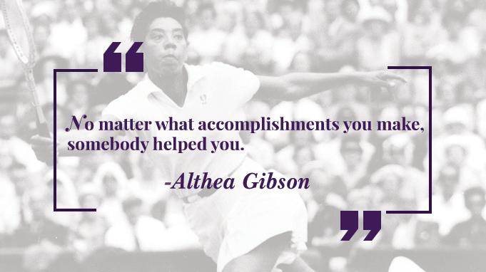 althea-gibson-teamwork-quotes