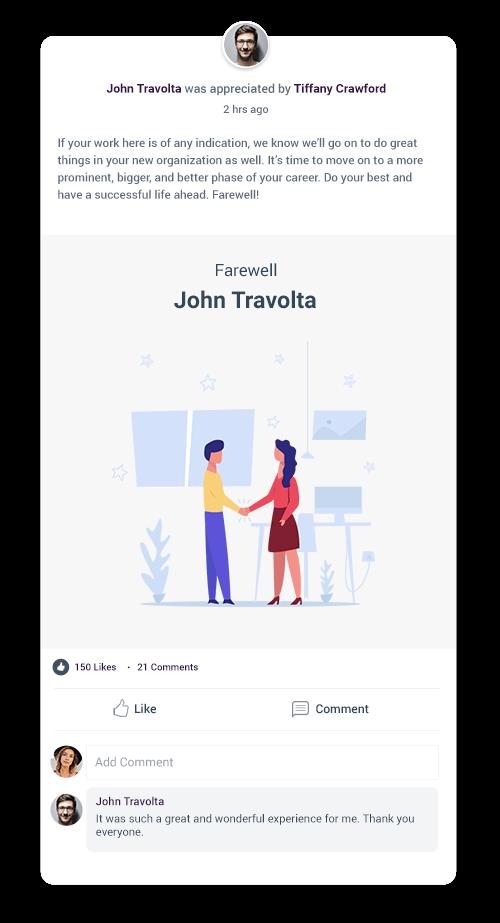 farewell-messages-for-colleagues-Vantage-Circle-R-R-Platform