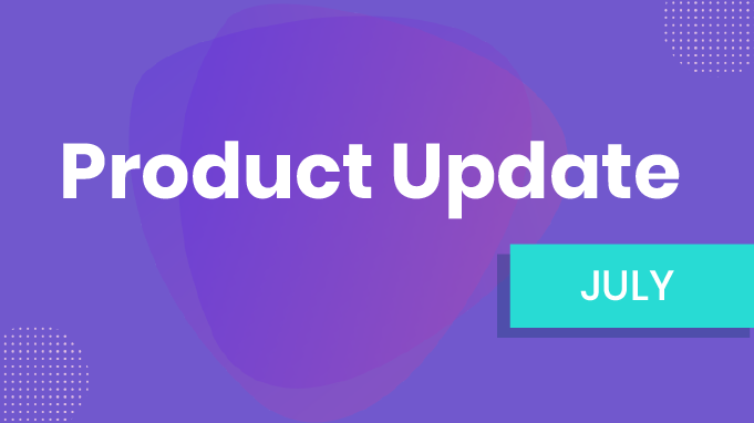 Product Update: What's new?