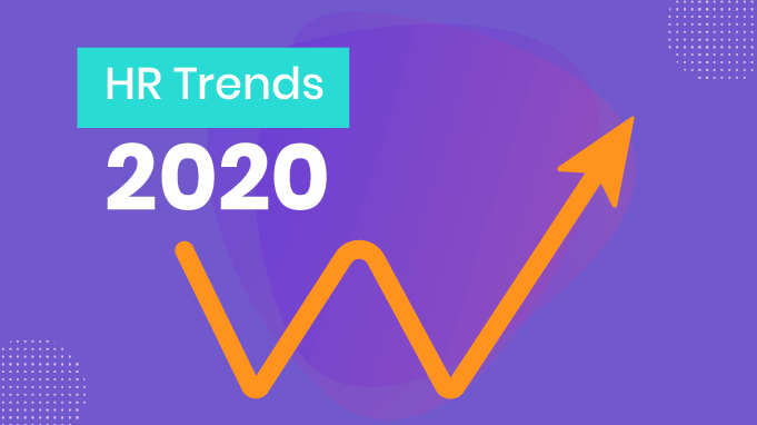 The Top 7 HR Trends For 2020 (Infographic)