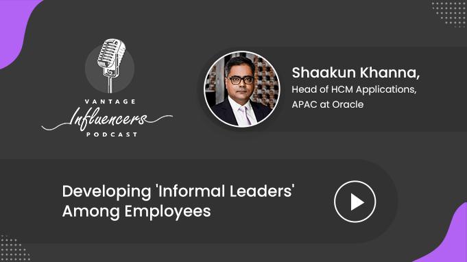 Developing 'Informal Leaders' Among Employees