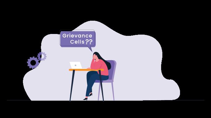 Hostile-work-environment-Lack-of-Grievance-Cells