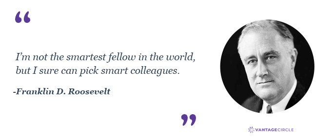 Teamwork quotes by Franklin D.Roosevelt