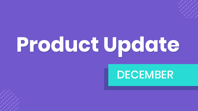 Product Update: Your Request is our Commitment