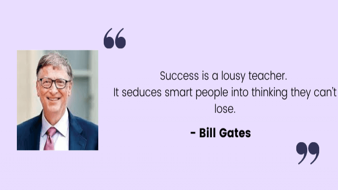 Employee motivation quotes by Bill Gates
