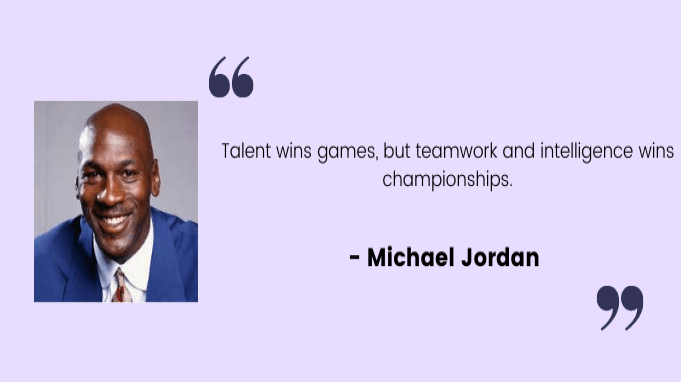 Employee motivation quotes by Michael Jordan