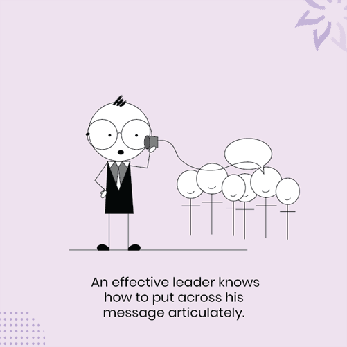 A-leader-communicating-to-its-team-member