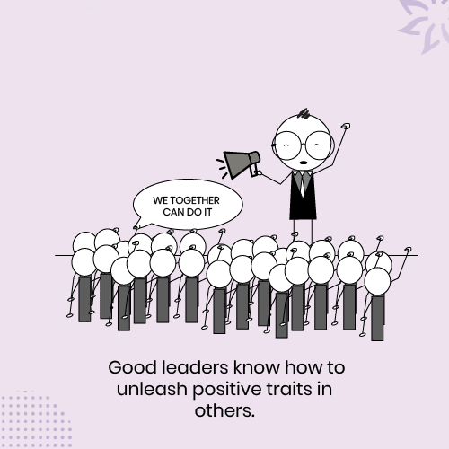 A-leader-with-good-leadership-qualities-empowering-his-team-to-work-together