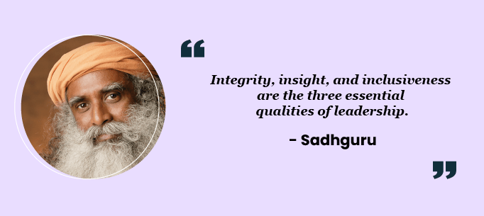 Sadhguru-leadership-quote