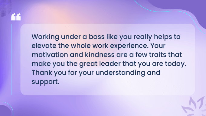 Thank-You-Messages-For-Boss-for-their-understanding-and-support