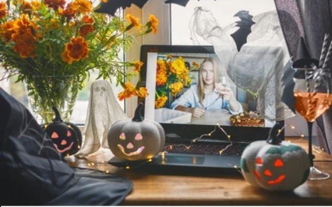 Virtual-Halloween-Entertainment